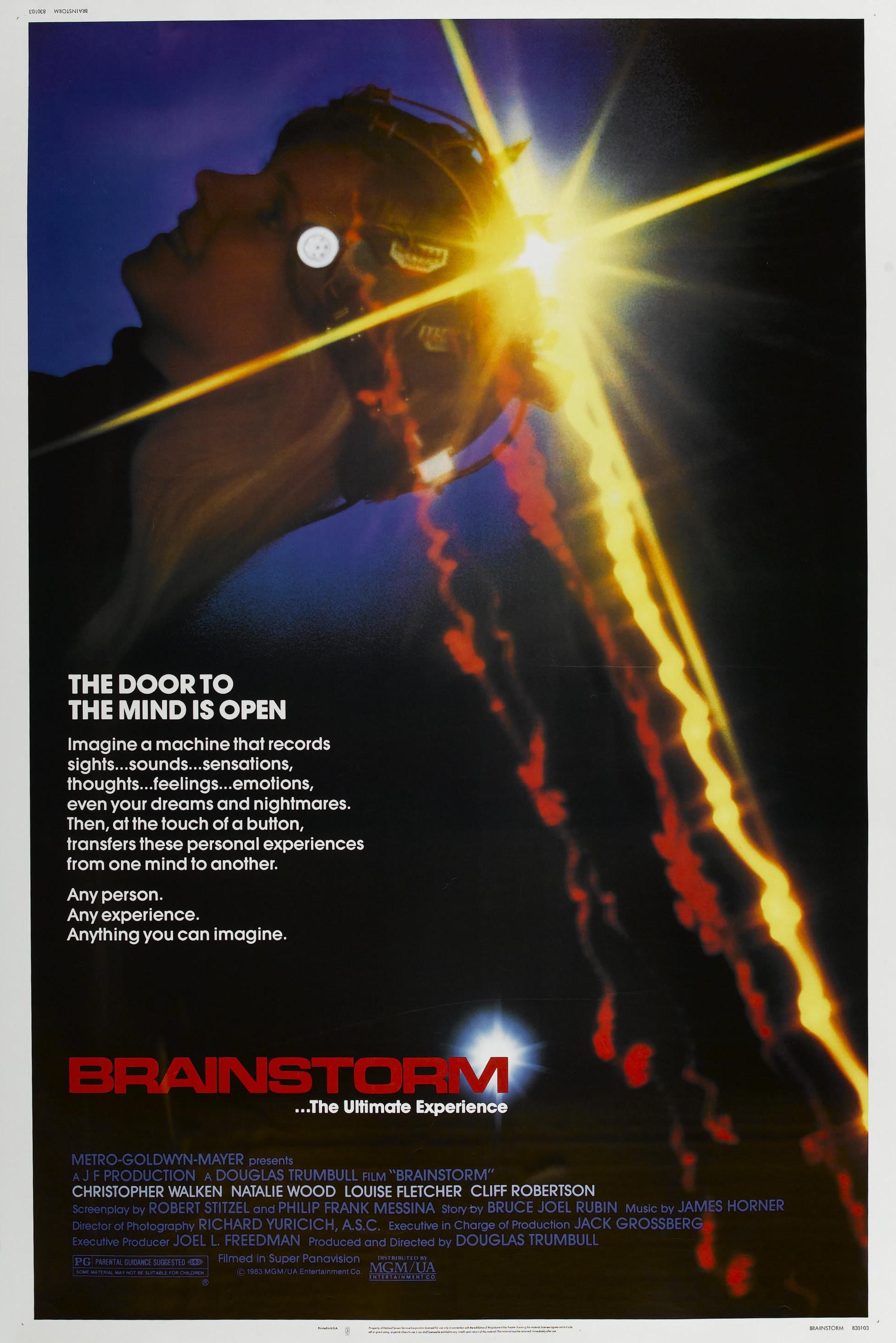 Brainstorm (1983) : walkenchronicles