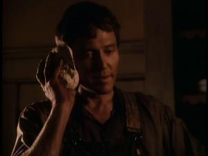 """Halloo? I conch hear you."""